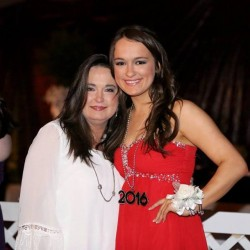 bailey & mom
